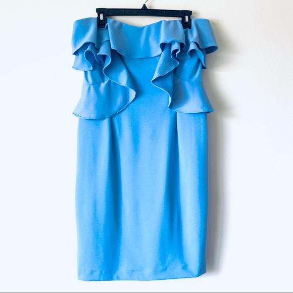 Alexia Admor Dresses & Skirts - Alexia Admor • Strapless Sweetheat Ruffle Dress 12